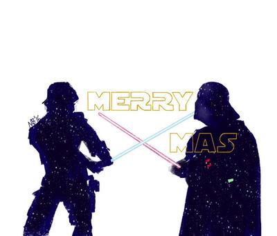 Merry Christmas.  by Neilbrady