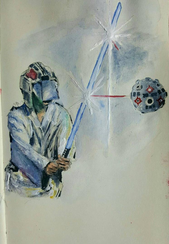 Happy 40th Star Wars.  by Neilbrady
