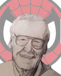 Stan Lee RIP by Neilbrady