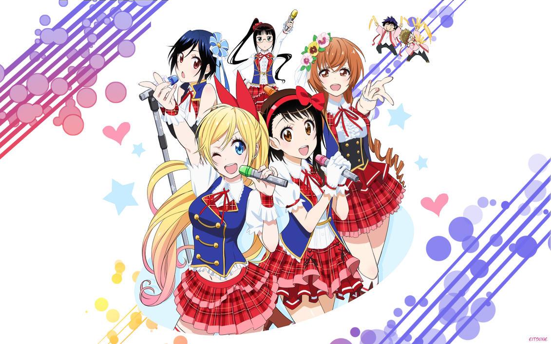 Love Nisekoi Wallpaper By Eitsune