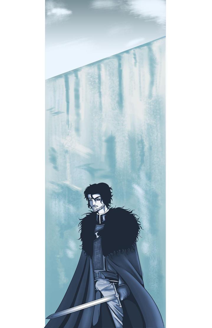 Cold Crow by KingPuddinArt