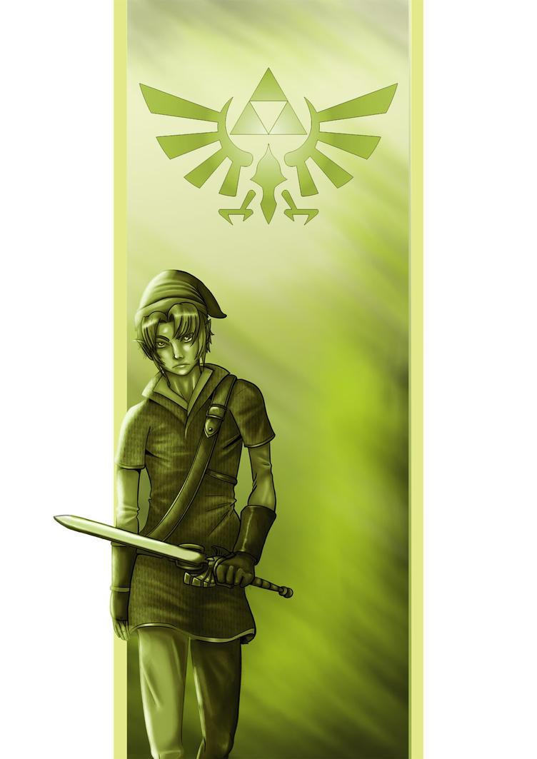 Lone Warrior by KingPuddinArt