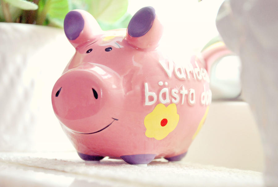 piggy bank by emshh