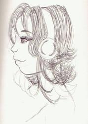 Headphones by Candysugardoll
