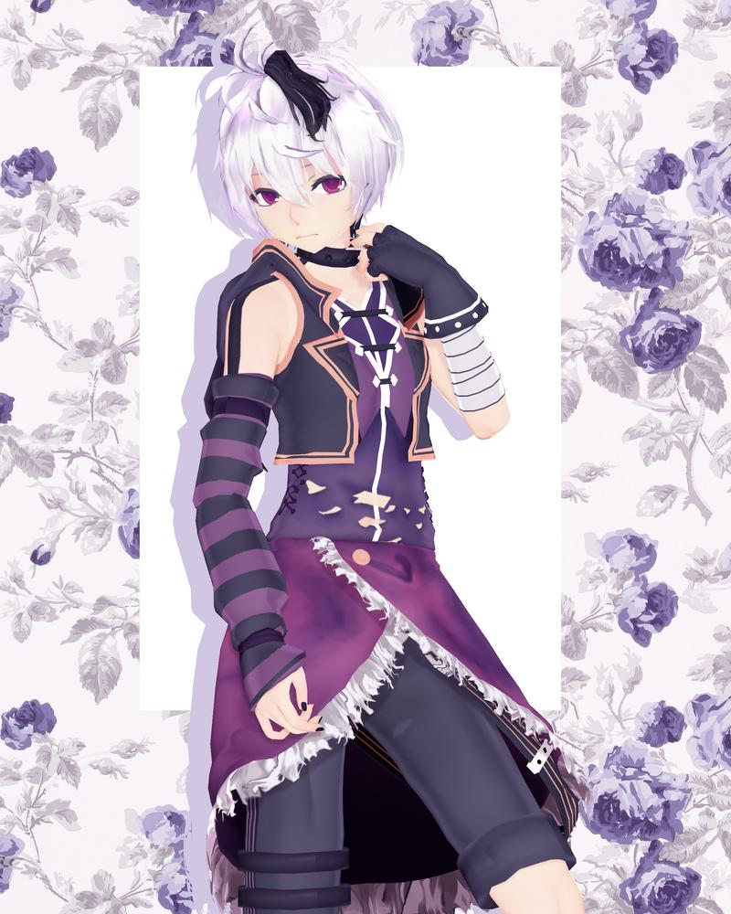 DL: Tda V4 Flower [3200 WATCHERS GIFT] by Jjinomu