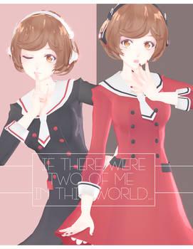 DL: Tda Double Me Sakine Meiko by Jjinomu