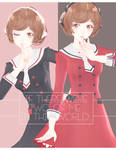 DL: Tda Double Me Sakine Meiko