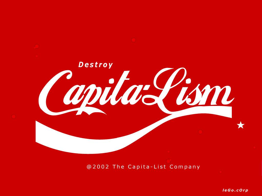 Capita-lism by lego-corp