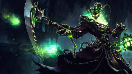 Thresh - League of Legends