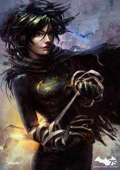 Black Bat . Cassandra Cain