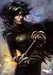 Black Bat . Cassandra Cain