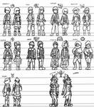 Character Class Designs