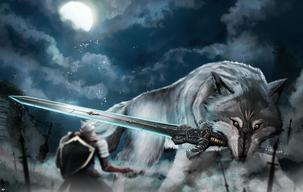Sif Dark Souls And Artorias Greatsword By Dsp-L On DeviantArt