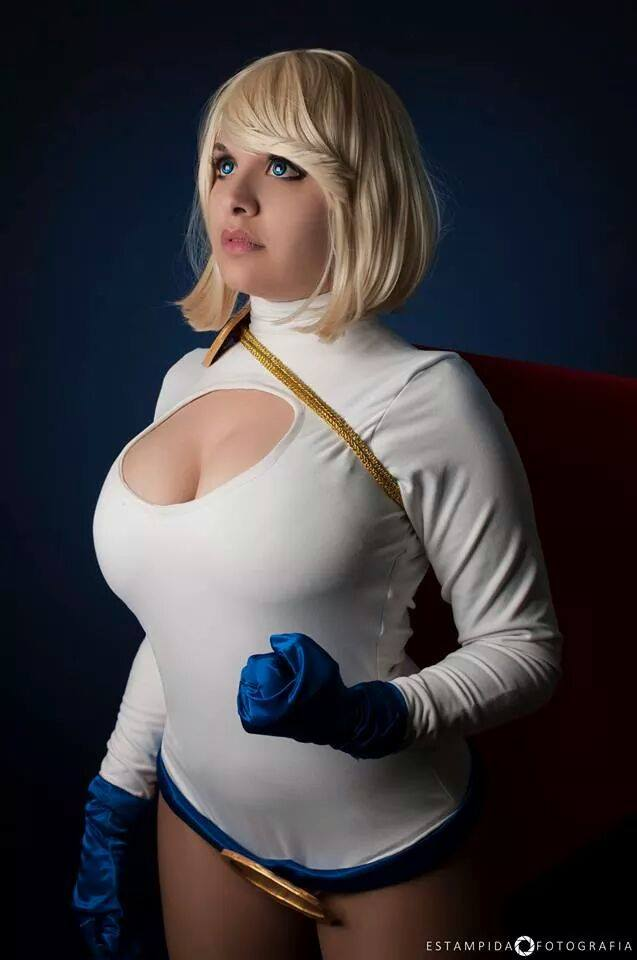 Power Girl II by ArashiDonoCosplay
