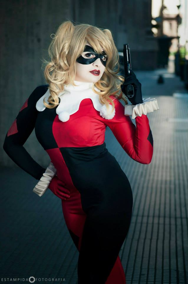 Harley Quinn I by ArashiDonoCosplay