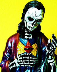Day of the Dead Christ View 1 by coopercat44