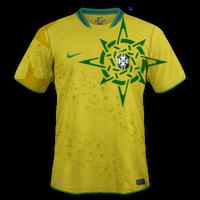 Brazil Home Kit Special Design by Kai Suzuke
