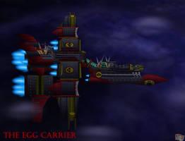 In the Night Sky - Egg Carrier