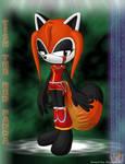 Tish the Red Panda by Hazard-the-Porgoyle