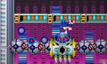 Clash in the Cosmic Rocket