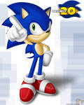 Project 20: Sonic the Hedgehog by Hazard-the-Porgoyle