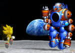 Trek Across the Lunar Plains