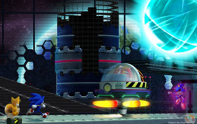 The Final Testament of Metal Sonic's New Power by Hazard-the-Porgoyle