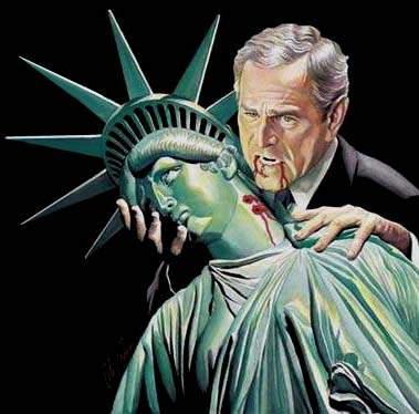 No War Bush... by ReBiwAr