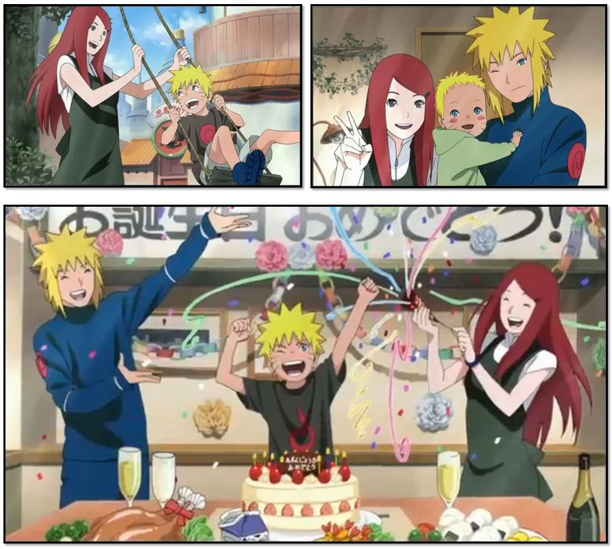 Naruto Birthday Cake Pictures