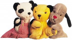 Soo, Sooty and Sweep (from The Sooty Show) by emilyrutherford