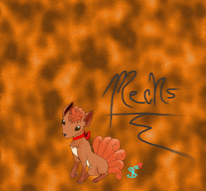 Vulpix by TaintedSimplicity
