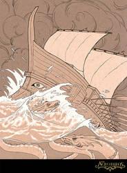 Sea Serpent Storm