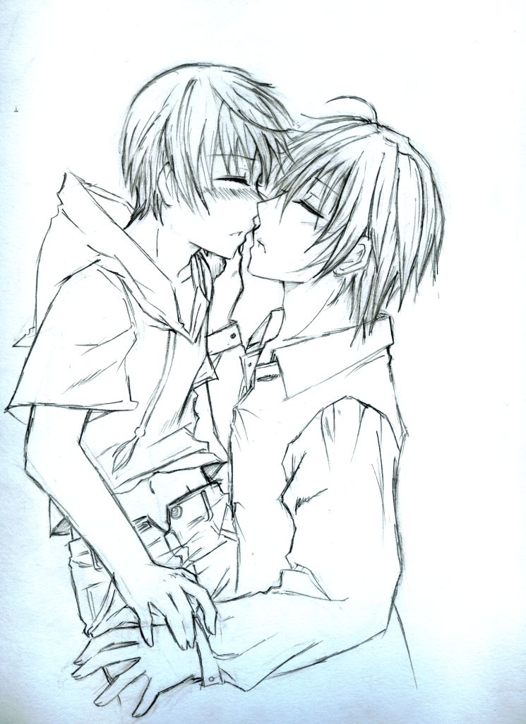 My 2nd Yaoi by KimYurie