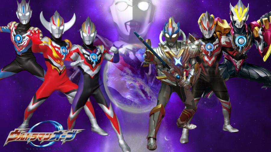 Ultraman orb and ultraman exceed x by zer0stylinx on deviantart