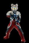 Ultraman Zero Render