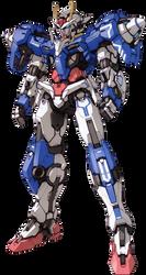 GN-0000/7S 00 Gundam (Seven Sword Decal) render by Zer0stylinx