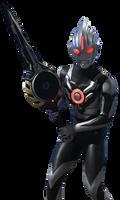 Ultraman Orb Dark render 4