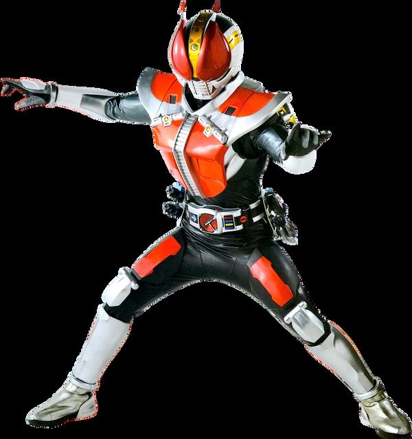 Kamen Rider Den-O Sword Form render by Zer0stylinx on DeviantArt