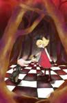 Lily in Wonderland by shigatsuya