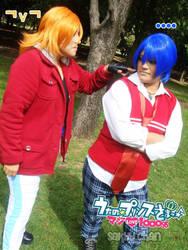 Ren x Masato - Uta No Prince Sama 1000% Love
