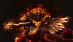 nemesis - goddess of retribution by enkrat