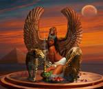 pharohs concubine