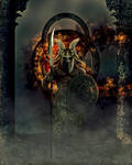vidarr - god of vengence