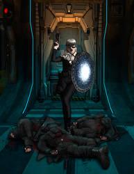 the return of super-heroine by enkrat