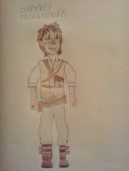 Dr. Parker (Edward Richtofen Costum)