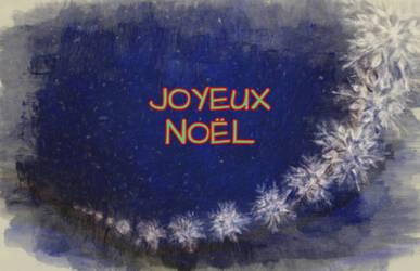 Flocons de Noel