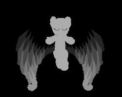 mlp angel pony base :)