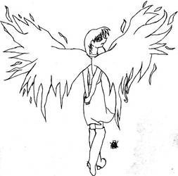 Wings of fire tsubasa ni...
