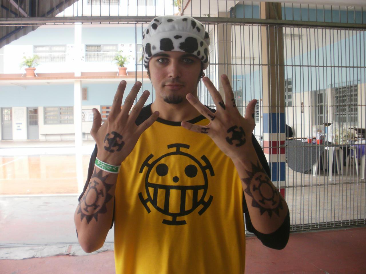 One Piece Hand Tattoo: Trafalgar Law Tattoos By Jo-senpai On DeviantArt