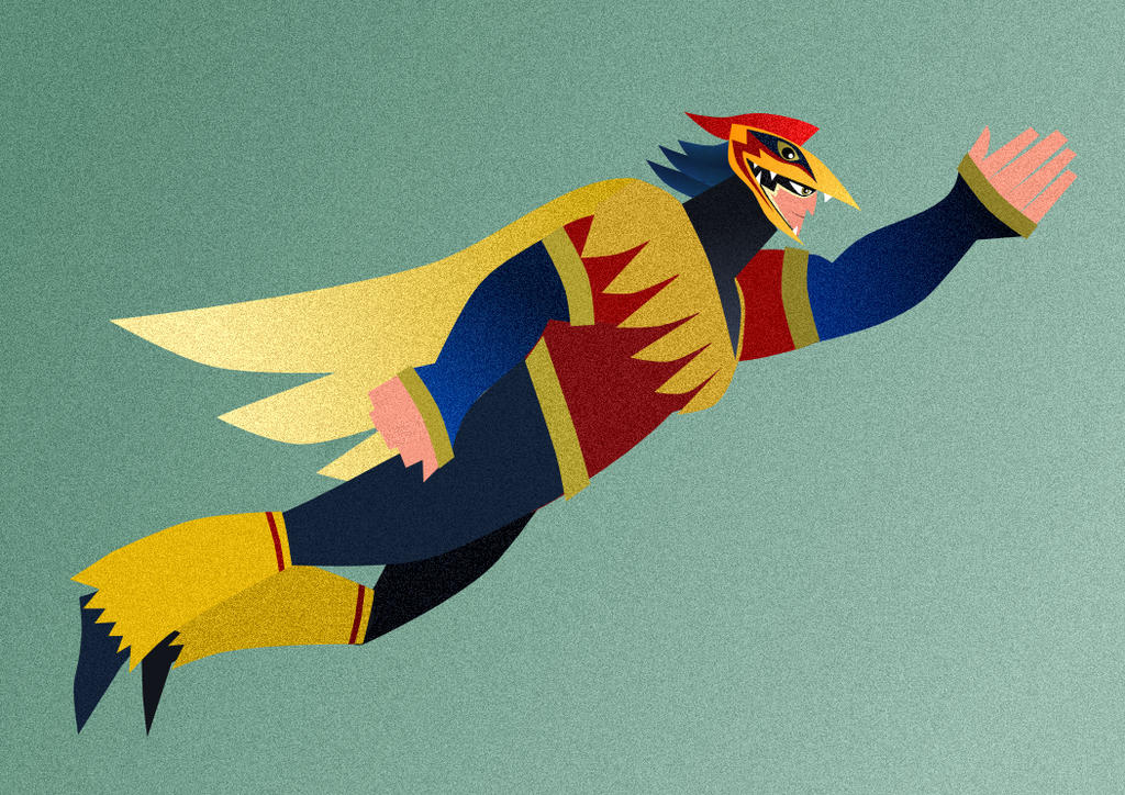 Supereagle Thunderbird flight by keithrchapman